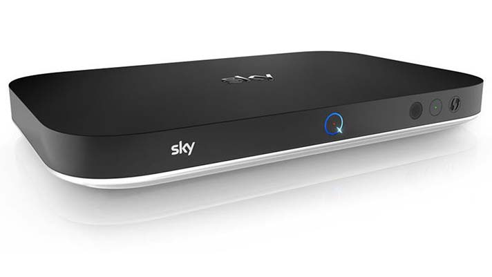 Sky Q 2TB Set Top Box