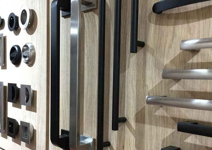 Selection of Modern Kitchen Handles