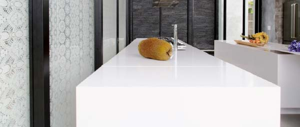 Silestone Kitchen Worktop Wrap