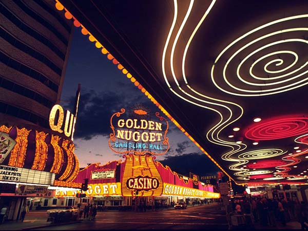 Neon Signs in Las Vegas