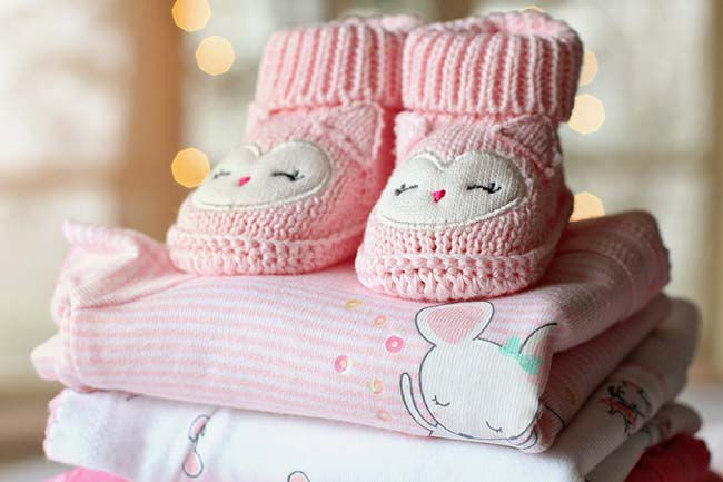 Cute Baby Slippers & Clothing