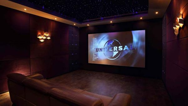 Home Cinema Movie Theatre