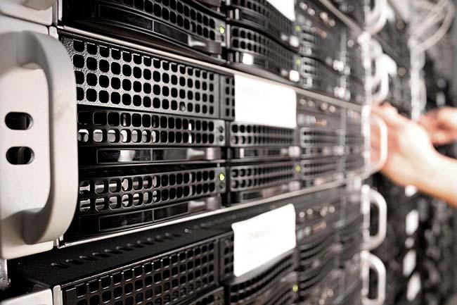 Rackspace Web Server