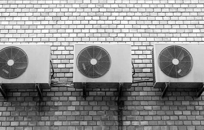 External AC Condensers