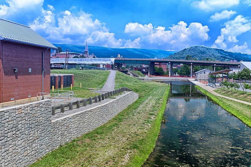 Chesapeake Canal
