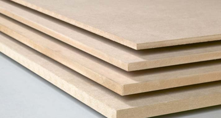 MDF Sheets in Various Thicknesses