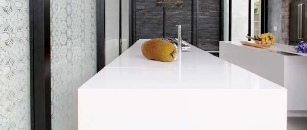 Silestone Kitchen Worktop Wrap