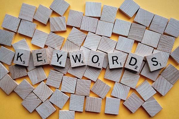 Keywords Puzzle Pieces
