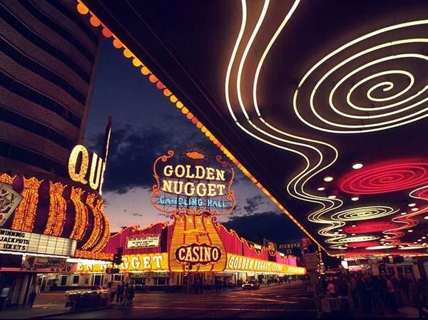 Neon Signs in Las Vegas