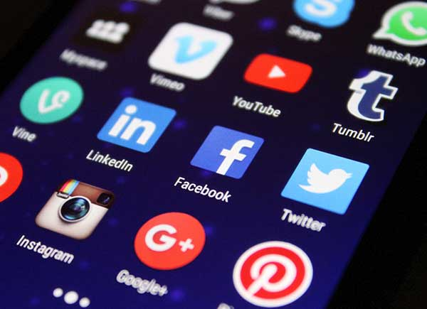 Social Media App Icon