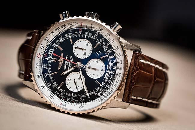 Breitling Montbrillant 01 Automatic Luxury Watch