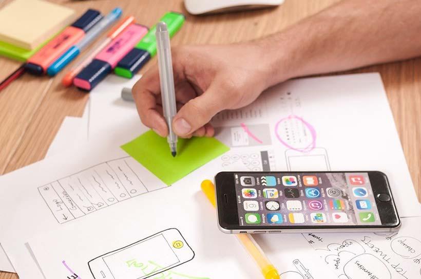 App Developer Writing Notes