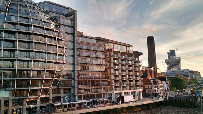 London Riverside Apartments