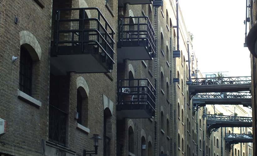 London Warehouse Apartments