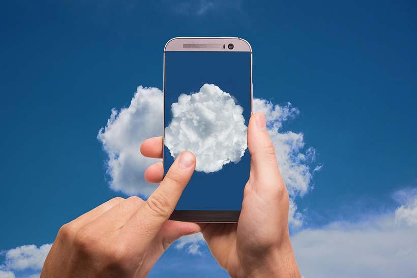 Cloud Mobile Phone