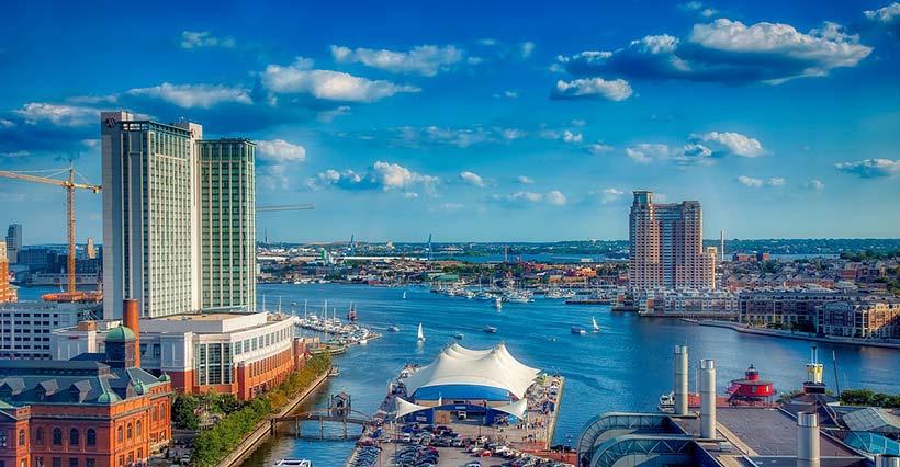 Baltimore Harbor Bay