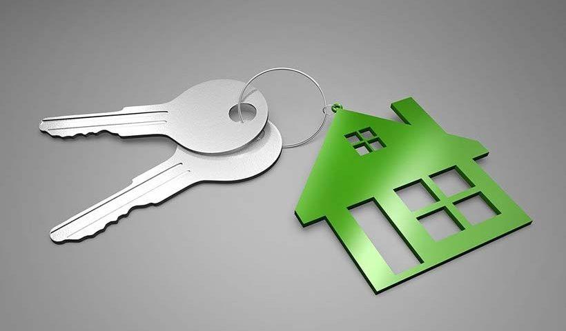 Keys & House Keyring