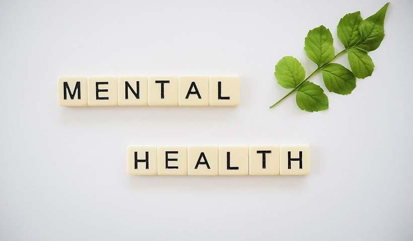 Scrabble Pieces Read Mental-Health