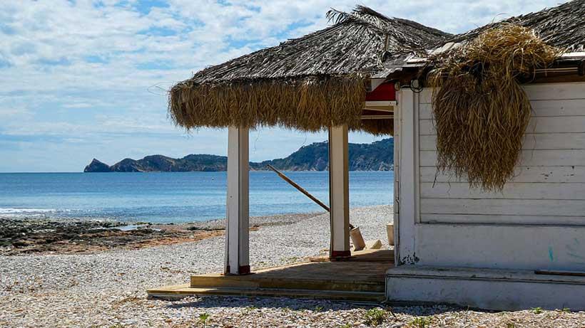 Javea Beach Hut